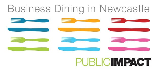 Business dining in Newcastle upon Tyne