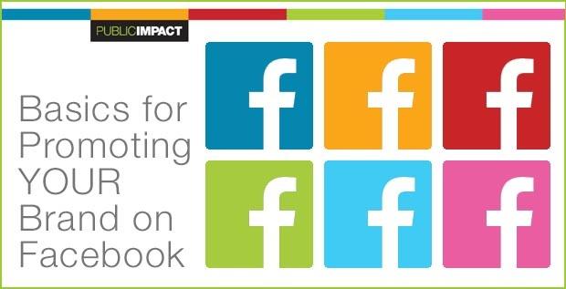 Promoting brands on Facebook
