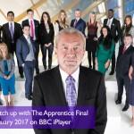 The Apprentice Series 12 Line Up